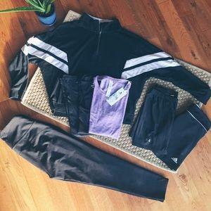 7-Piece Workout Bundle (Under Armor, Adidas, etc)